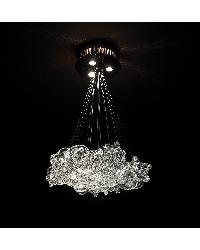 Round Cloud Chandelier by