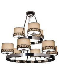 Astoria Double Tier Chandelier by