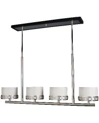 Astoria 4 Light Chandelier by