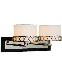 Astoria 2 Arm Round Sconce by