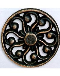 Medusa Steel Rosette by