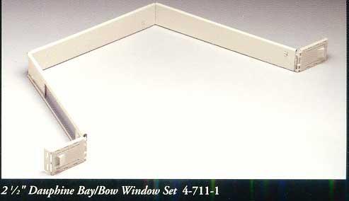 bay window curtain rods u0026 corner window curtain rods