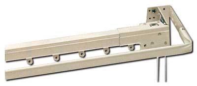 Super Heavy Duty Traverse Valance Rod