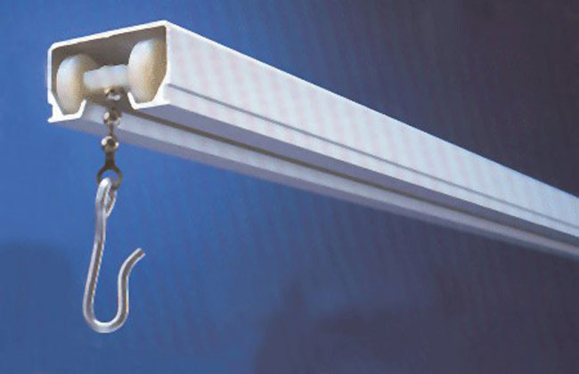 imperial fastener cubicle track ceiling mount curtain track search results