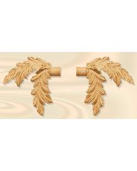 Tropical Accent Finial by