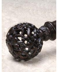 1.5 Inch Arbor Finial by