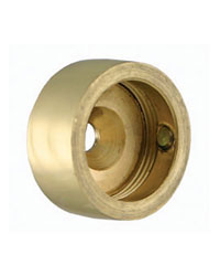 Brass Inside Mount Bracket by