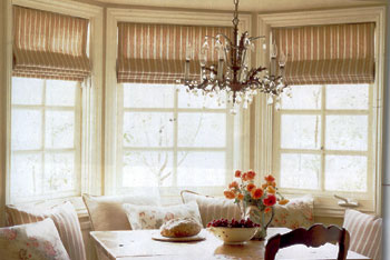 Bay Window Shades