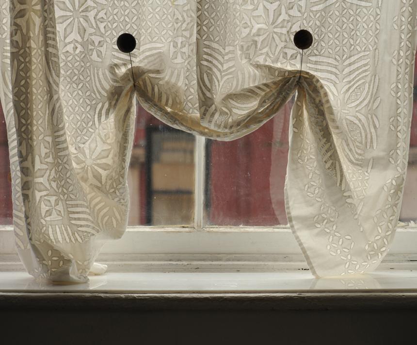 Quadra Silver Magnetic Tiebacks Interiordecorating