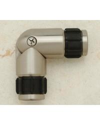 Adjustable Steel Elbow by