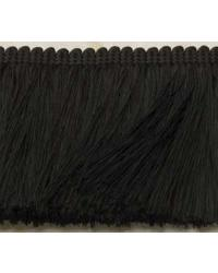 Drapery and Upholstery Fringe Black by
