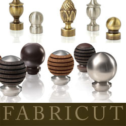 Fabricut Curtain Rods and Hardware