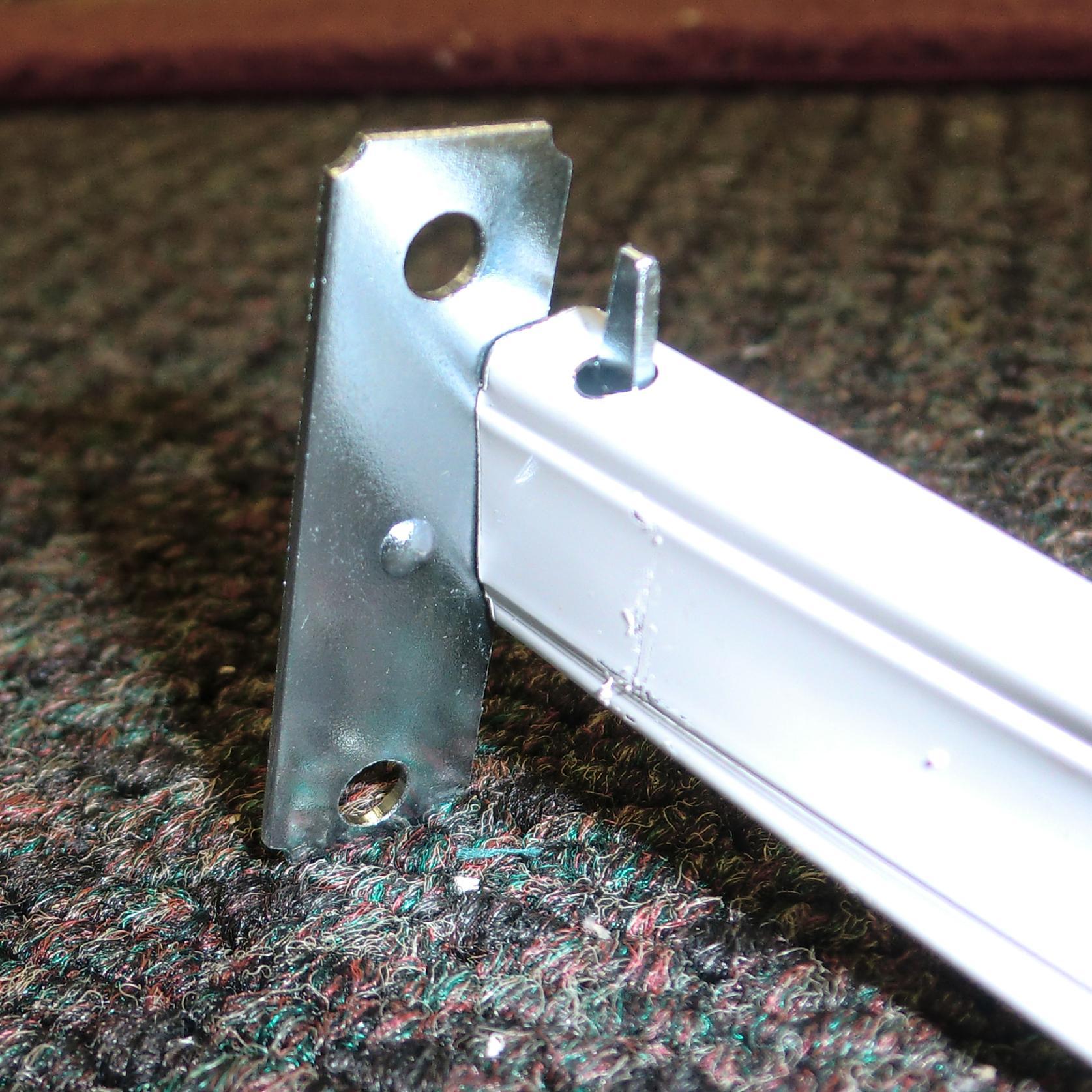 Corner Lockseam Rod Curtain Rods