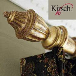 Curtain Fair - Kirsch Superfine Traverse Rods
