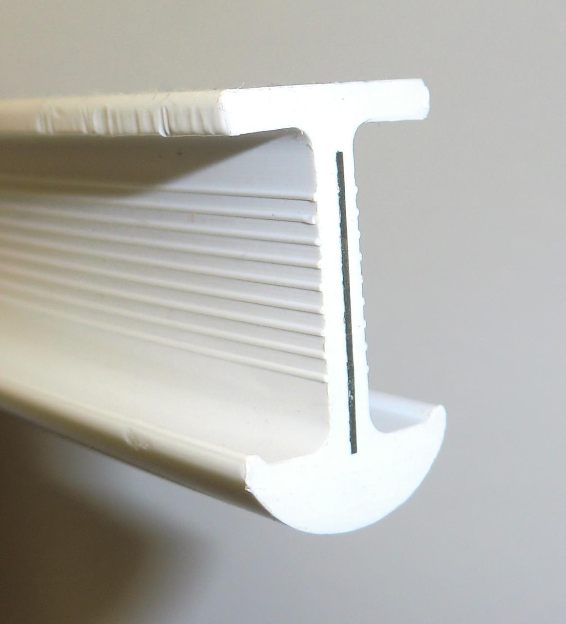 Heavy Duty Flexible Curtain Track Interiordecorating
