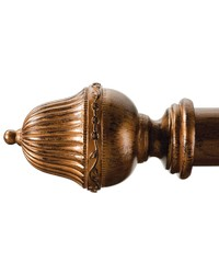 Louisa Finial Standard Finish by