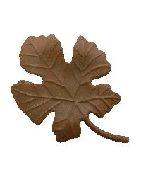Mantle Leaf Rosette by
