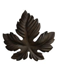 Maple Large Rosette by