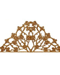 Castilla Window Treatment Crown  by