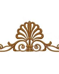 Minerva Window Treatment Crown  by