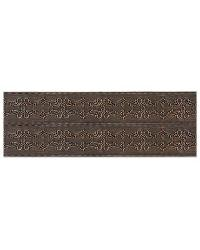 Embossed Double Metal Cornice by
