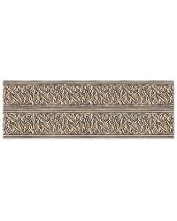 Spring Leaf Double Metal Cornice by