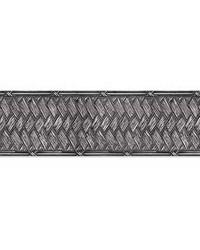 Metal Weave Single Metal Cornice by