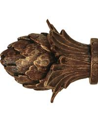 Artichoke Finial by