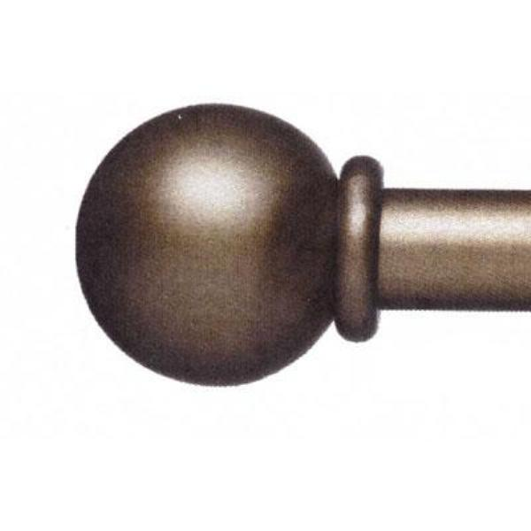 Affordable curtain rods iron ball search results