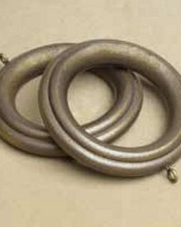 Curtain Ring set of 10 by