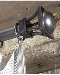 Al Fresco Outdoor Curtain Rods