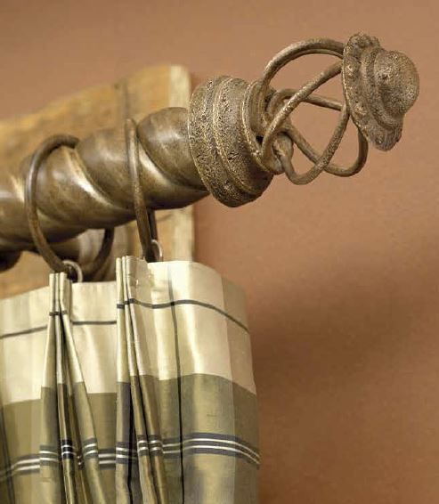 Toscana Curtain Rods