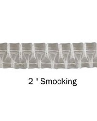 2in Smocking Drapery Header Tape by