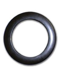 Black Snap Together Grommets 1 3/8 Diameter by