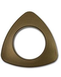 Antique Copper Triangle Snap Together Grommets 1 3/8 Diameter by