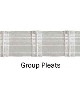 Rowley Drapery Header Group Pleats