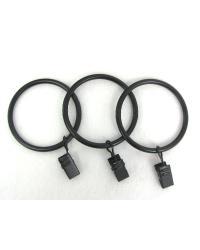 2in Clip Rings Set - BLACK by
