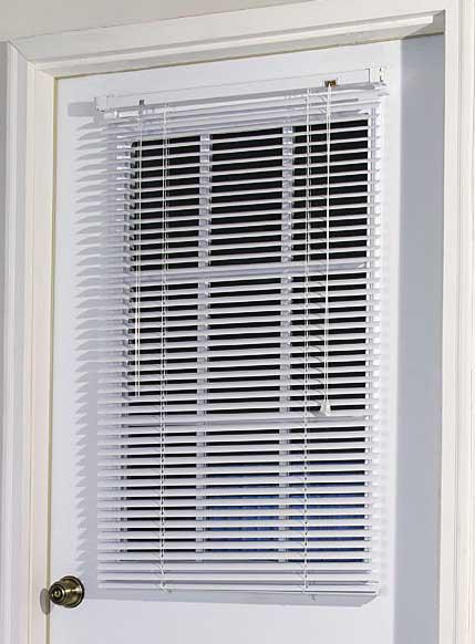 MAGNETIC WINDOW BLINDS FOR STEEL DOORS | WINDOW BLINDS