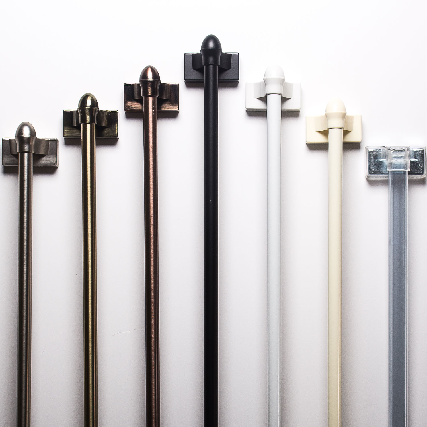 Home Decor International Curtain Rods