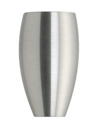 Finial ICKX Brushed Nickel by