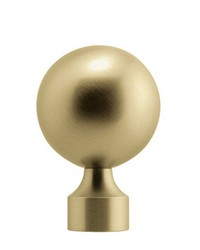 Finial ARCADIA Brushed Brass by