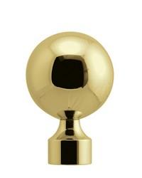 Finial ARCADIA Polished Brass by