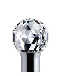 Finial WATTENS Polished Chrome by