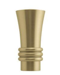 Finial CAPRICCIO Brushed Brass by