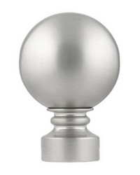 Harvest Finial Stainless Steel by