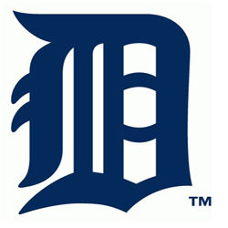 Detroit Tigers Sports Decor