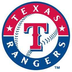 Texas Rangers Sports Decor