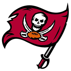 Tampa Bay Buccaneers Sports Decor