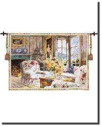 Sun Filled Chintz by