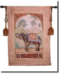 Old World Elephant I by